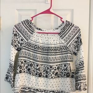 NWT-Mudd Girl Long Sleeve Shirt